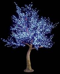 led decorative tree lignt,led cherry blossom tree light ...