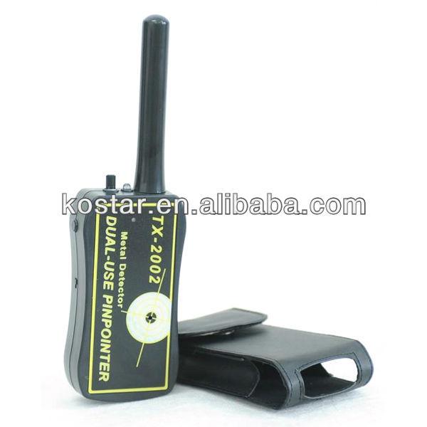> Metal Detector > Mini Dual-Use Pinpointer Handheld Metal Detector