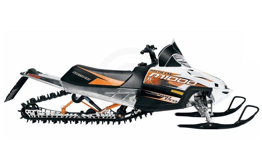 Cat 2010 Sno F6 Pro Arctic