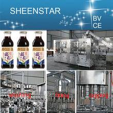 2013 hot sales economic strong filler coca cola production line