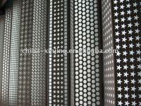 Exterior Decorative Metal Perforared False Wall Panel ...