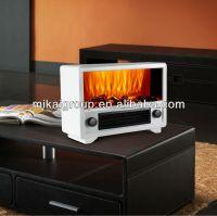 Modern hot sale table mini electric fireplace, View mini ...