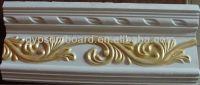 Flower Designs Ceiling Color Gypsum Cornice Board Patterns ...