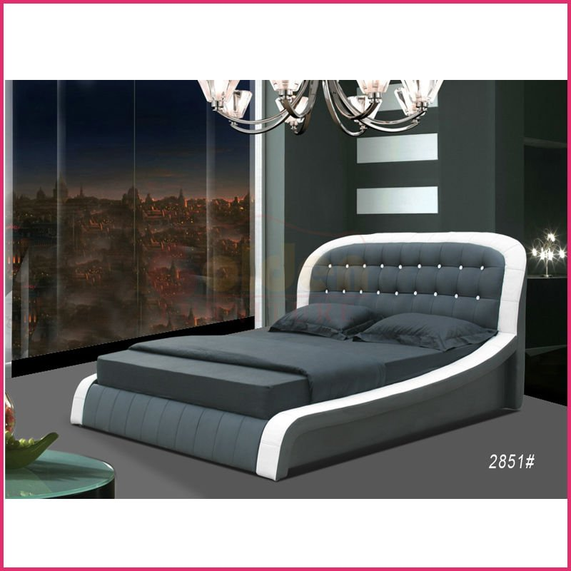 Latest Bed Designs Diamond Bed O2851#, View latest bed