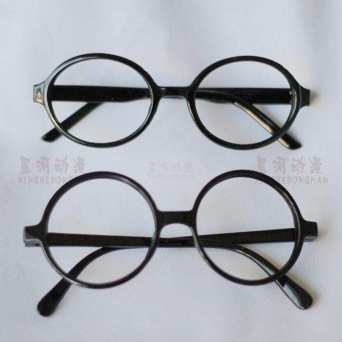 Harry Potter Cosplay Acessórios Cos Prós ARALE Óculos quadro uva vestir óculos  armação 5760a76a2e