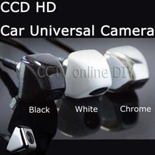 CCD universal Car rear view camera Car parking backup camera HD color night vision such solaris