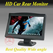 Free shipping 5 High Resolution HD 800 480 no 320 240 Car TFT LCD Monitor Screen
