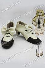 Pandora Hearts Ada Cosplay Shoes Custom