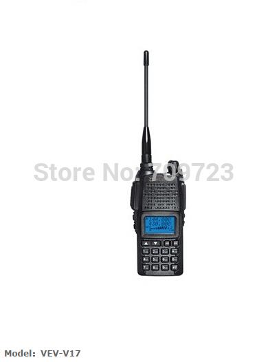 Walkie Talkie WEIERWEI VEV-V17 UV Dual Band VHF+UHF 200CH