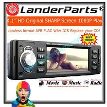 NEW 4 1 TFT HD Digital Car Stereo FM Radio MP3 MP4 MP5 Audio Video