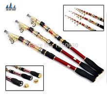 Telescopic Carbon Fishing Rod 2 1 2 4 2 7 3 0 3 6M Spinning Fishing