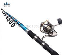 Telescopic Carbon Fishing Rod 1 8 2 1 2 4 2 7 3 0 3 6M