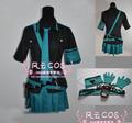 Vocaloid Sandplay Singing Dragon Hatsune Miku Cosplay Costume adult halloween costumes full set for women man