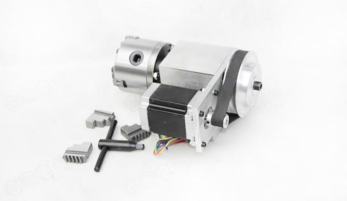 FACTORY SALE CNC Router parts Rotary axis synchronous belt wheel 3M synchronous belt deceleration suite 8