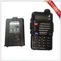 BAOFENG WALKIE TALKIE UV 5RB Dual Band UHF VHF RF TWO WAY RADIO HAM FREQUENCY