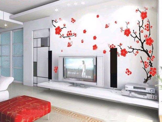 Wallpaper For Living Room Wall | Iammyownwife.com