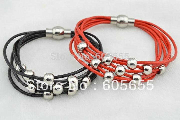 5PCS Silver Single Core Murano Lampe perles de verre Fit European Charm Bracelet A065