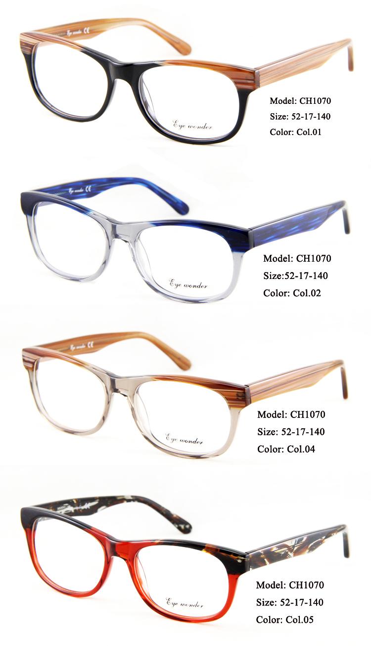 ᓂMen Oculos de Grau Eye Glasses Frames Women Fashion Glasses Retro ...