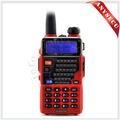 brand new Portable BAOFENG UV 5RE 136 174 400 520Mhz Dual Band UHF VHF Radio Interphone