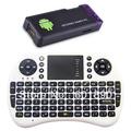 MK802 + Mini PC Android4.0 WIFI Google Smart TV Box + 2.4G kablosuz hava fare Ücretsiz Kargo Toptan # 160236