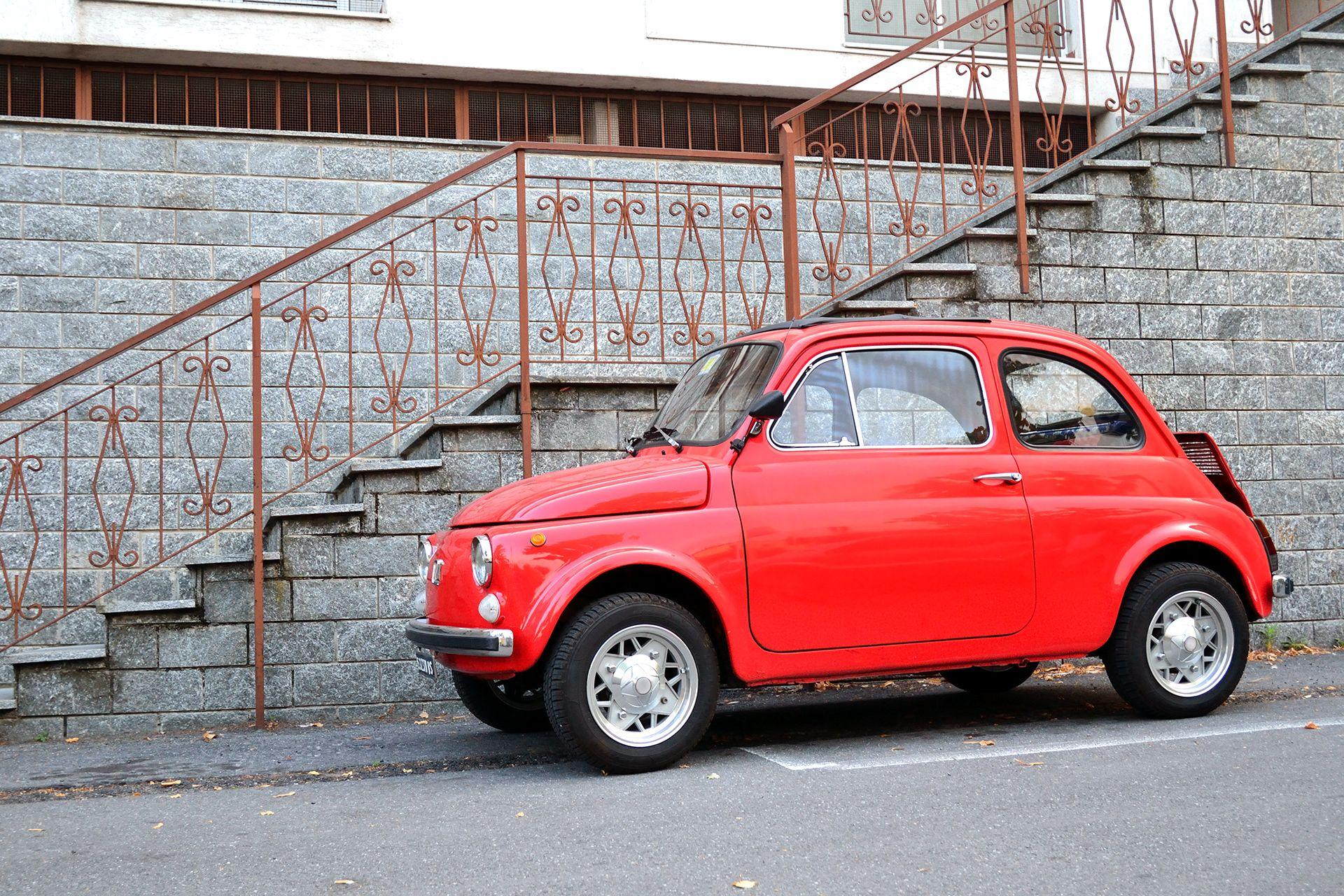Fiat 500 Oldtimer selber fahren Gutschein ab 76