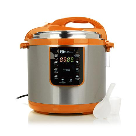 Elite Bistro 8-function 10-quart Electric Pressure Cooker