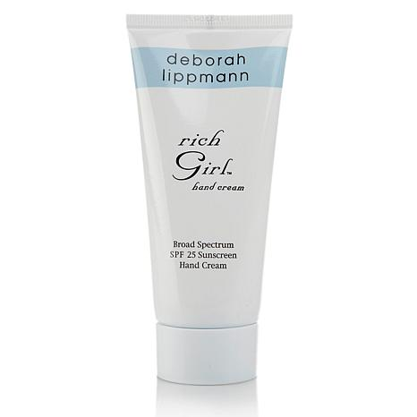 deborah lippmann spf25 hand cream lotion