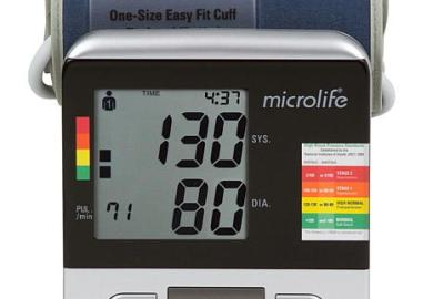 Home Blood Pressure Monitor Reviews