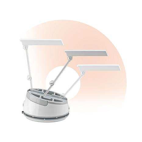 OttLite Natural Daylight Craft Caddy Desk Lamp