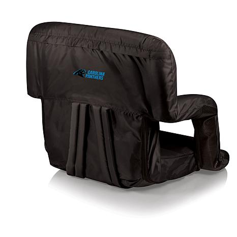 carolina panthers folding chairs baseball glove chair home goods picnic time ventura stadium