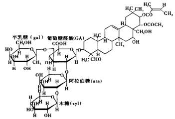 natural foaming agents/ Tea saponin/ Camellia oleifera