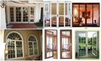 Thermal Break Aluminum French Casement Window And Door