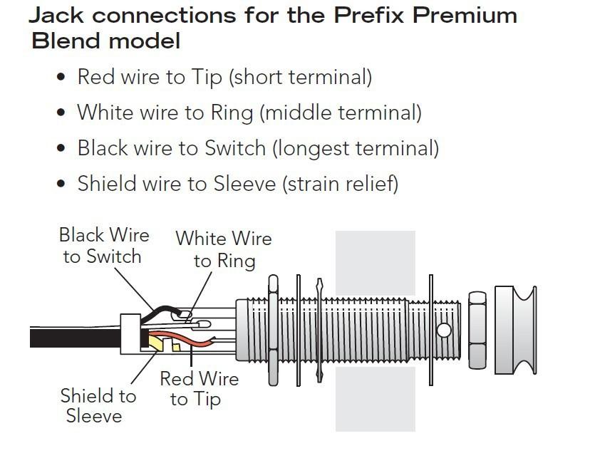 endpin jack wiring
