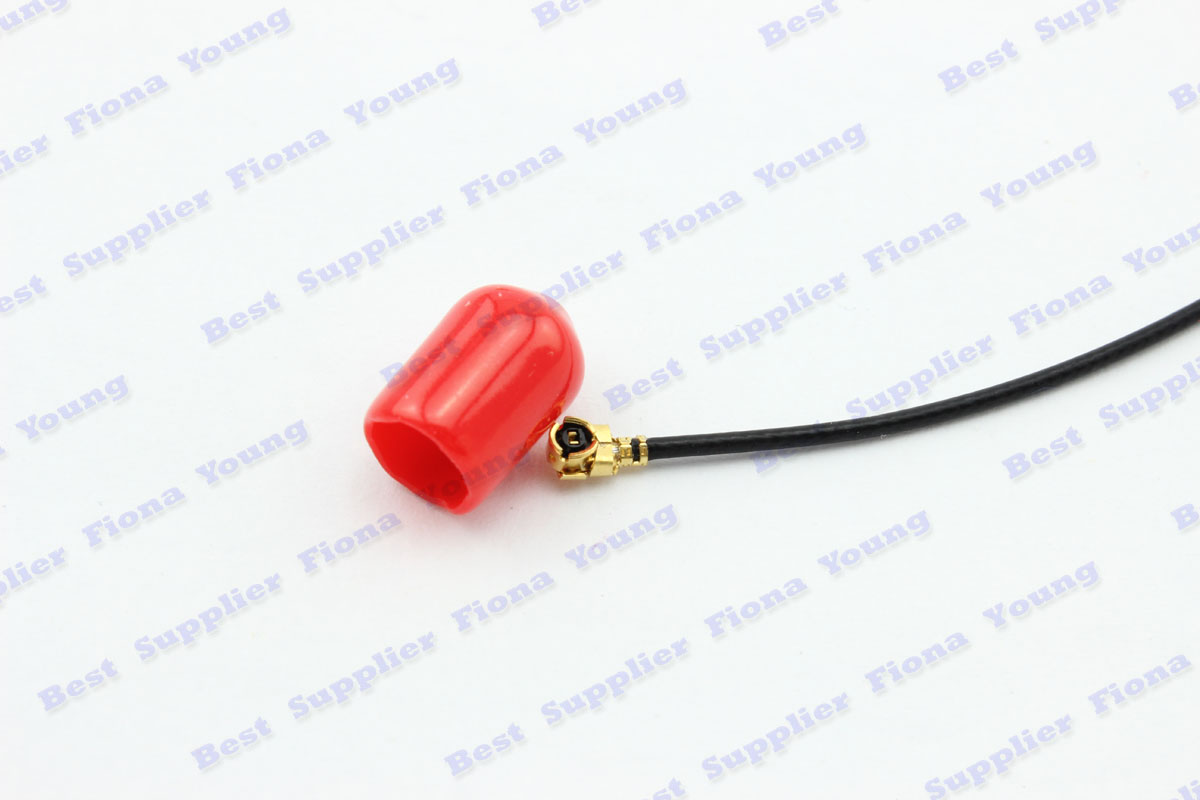 50 Pcslot Black 15cm 113 Pigtail Cable Rp Sma Female Bulkhead To Kabel Ufl Coaxial Rpsma Ipx Connector Extension Free Shipping