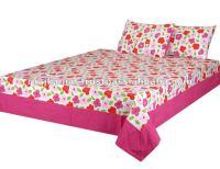 Flower Design Bed Sheet - Buy Flower Design Bed Sheet ...