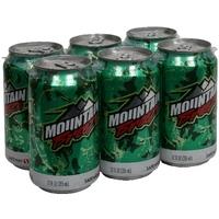 Refreshe Soft Drinks - Mountain Breeze - 9 Flavors - Cola, Lemon Lime, Root Beer, Orange, Grape, Pineapple, Strawberry