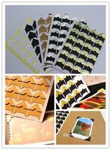 Free Shipping Handmade DIY PHOTO ALBUM SCRAPBOOKING photo corner stickers photo holders 24pcs sheet 50sheets lot