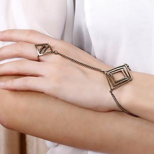wrist and hand jewellery