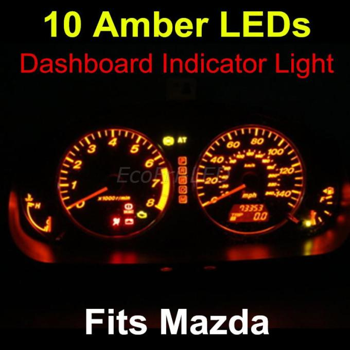 2009 Mazda 3 Dashboard Warning Lights Centralroots
