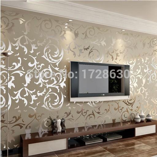 Design Moderne Wohnzimmer Vorhange Gardinen Modern Wohnzimmer Grau ... Wohnzimmer Braun Silber