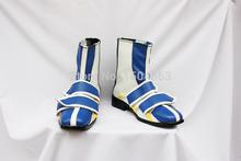 Kingdom Hearts Riku Cosplay Shoes Boots Custom Made Free Shipping