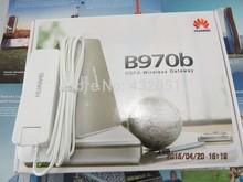 UNLOCKED HUAWEI B970b 3G HSUPA 5 76Mbps Huawei original External Antenna FREE Shipping