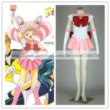 Sailor Moon Sailor Chibi Moon Chibi Usa Dress Cosplay Costume