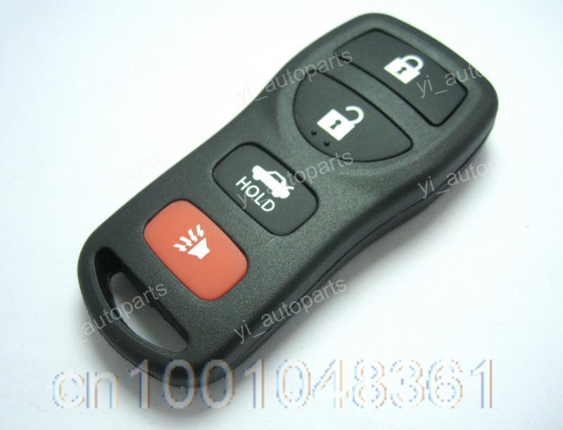 Infiniti Key Keyless Entry Remote Smart Key G35 G37 Refurbished