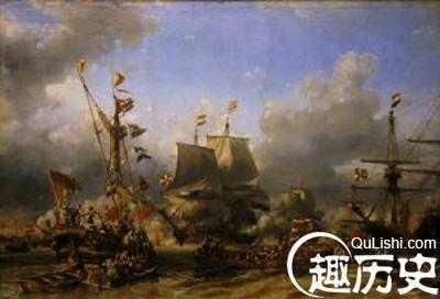 英荷戰爭 荷蘭與英國產生利益沖突 - 閱奇網