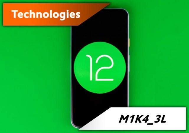 #GoogleIO21 Android 12 : Quoi de Neuf