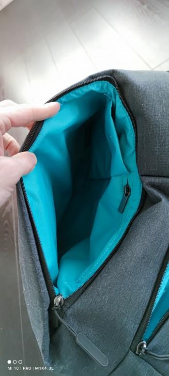 [Unbox] sauvage du Xiaomi Mi City Backpack #MiStyle