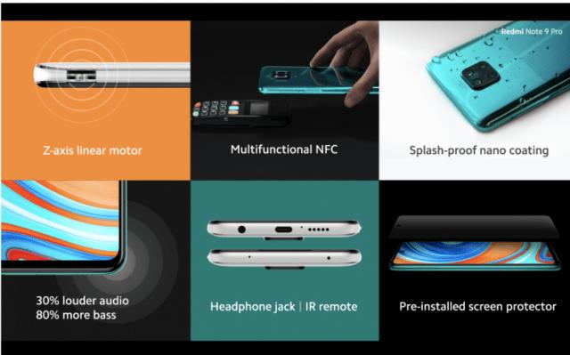 Redmi Note 9 Séries : Un 9, un 9S mais aussi le Pro !