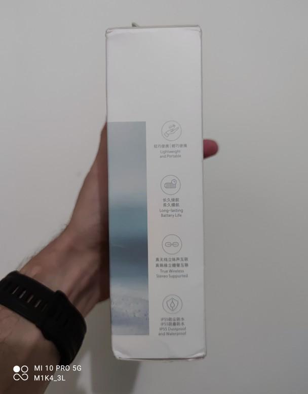 [Unbox] Sauvage de la Xiaomi Mi Outdoor Speaker Mini