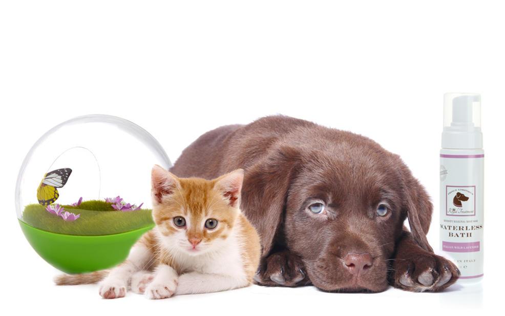 pink pet supplies hsn